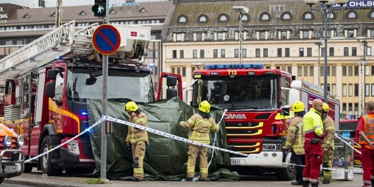 Israel condemns Finland terror attack