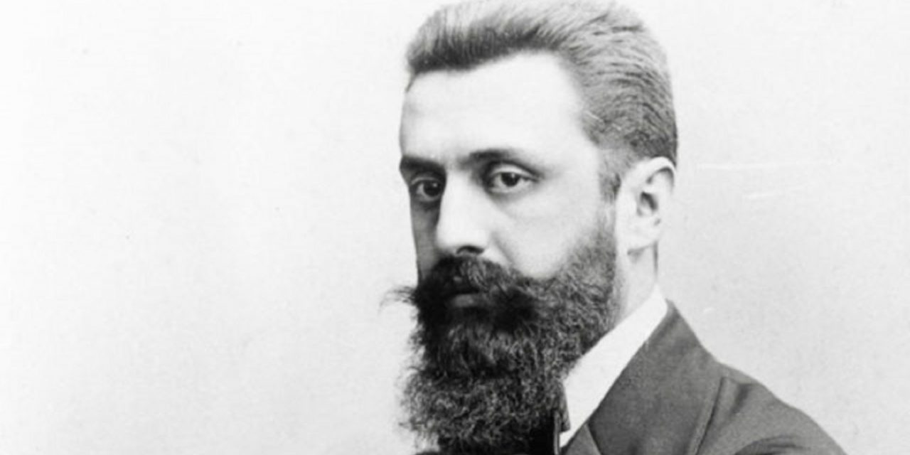 "Who was Theodor Herzl – the ""Father of modern Zionism""?"