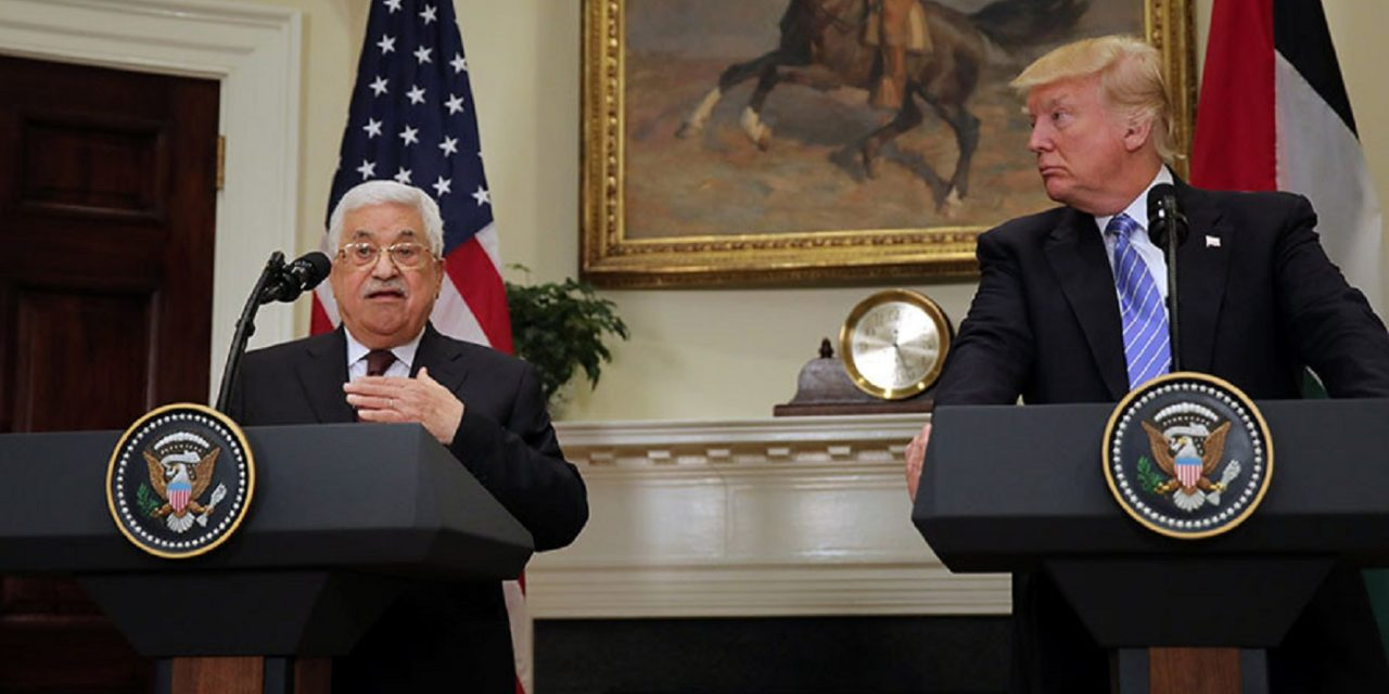 ULTIMATUM: Palestinians give Trump 45 days to support two-state solution