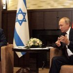 Netanyahu meets Putin in Sochi; discusses threat of Iran