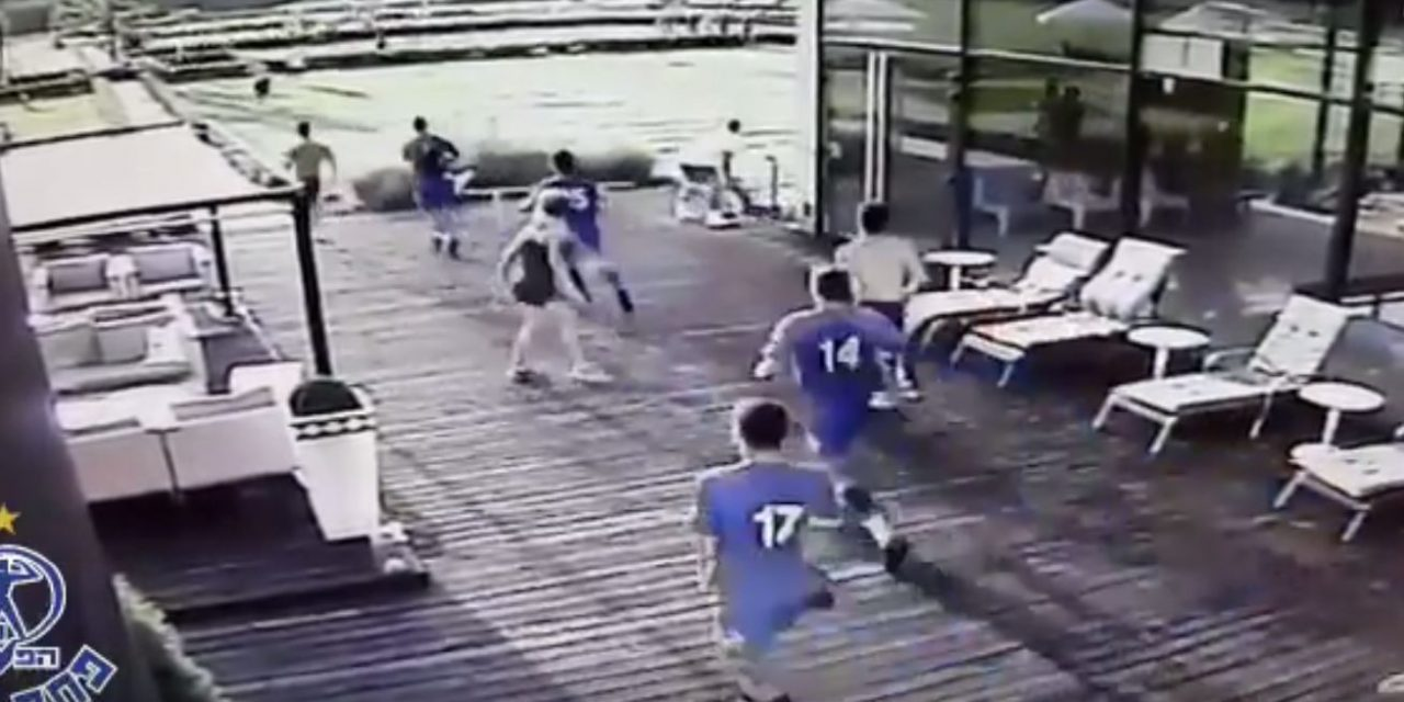 Israeli football team attacked by Polish hooligans after match