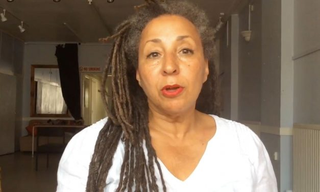 "Jackie Walker gets standing ovation for her ""anti-Semitic play"" at Edinburgh Fringe"