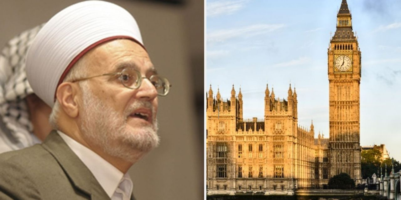 BREAKING: Extremist former Grand Mufti of Jerusalem to visit UK Parliament