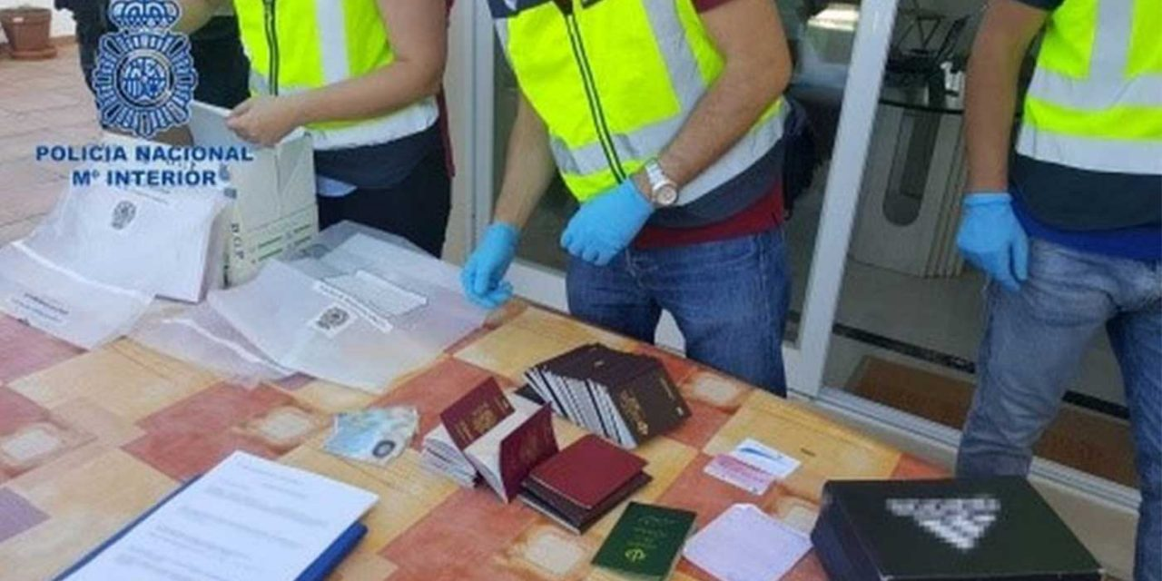 Police bust huge trafficking ring that smuggled hundreds of Iranians into the UK every year