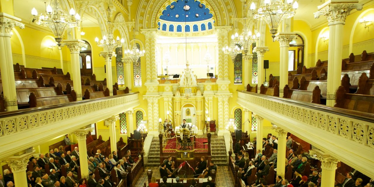 Council BANS construction of new Sydney synagogue citing fears of potential terror attack