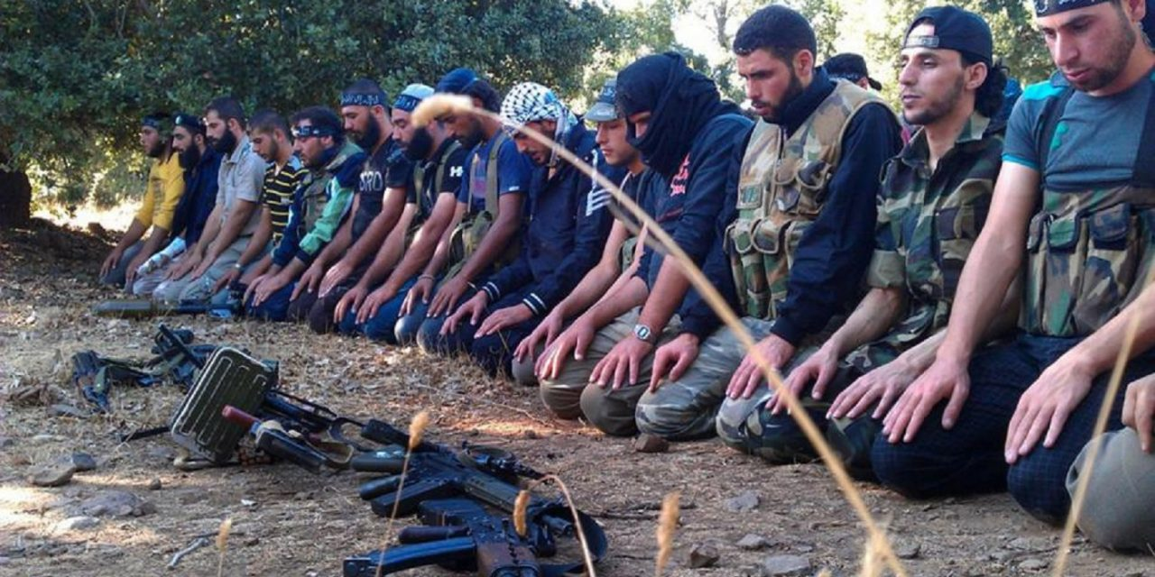 Major study shows Islamic terrorism is based on Islamic theology