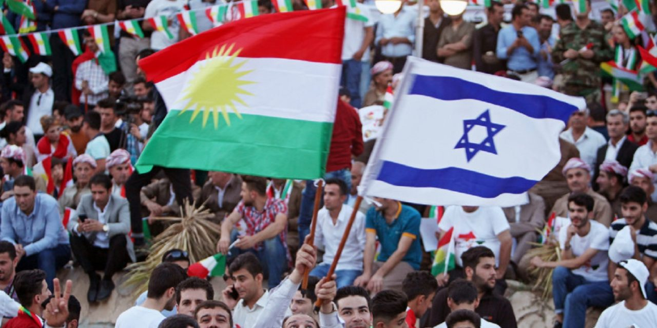 Turkey PM threatens military action over Kurdish referendum as Israel becomes FIRST nation to support their independence