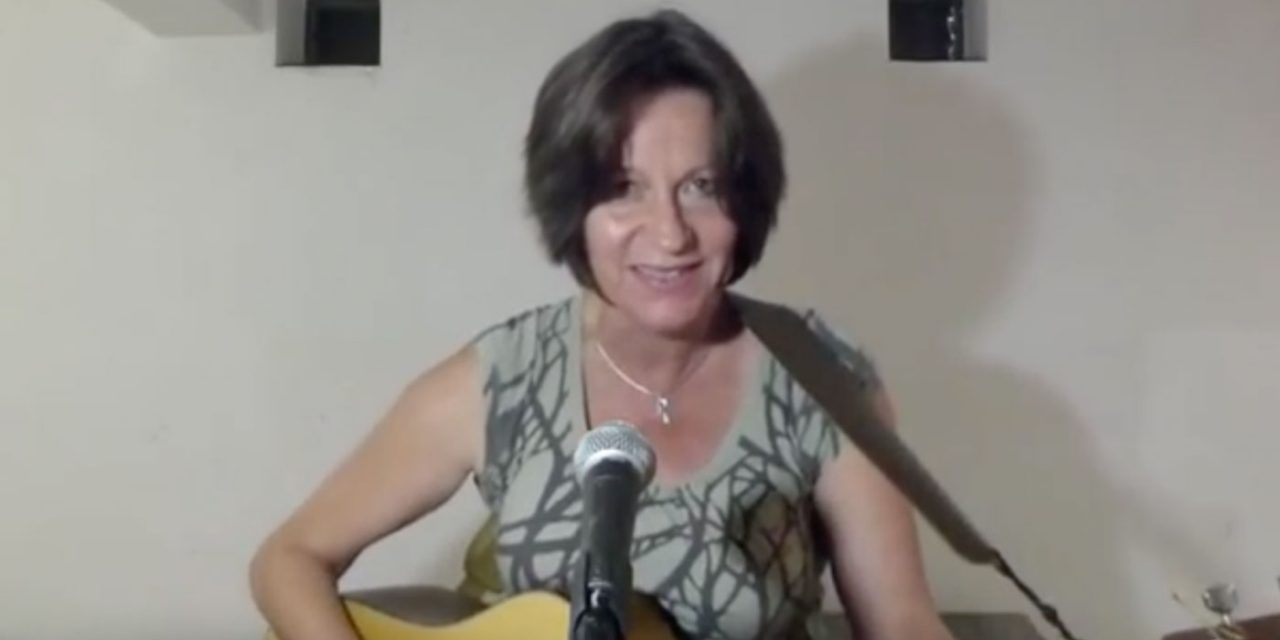 British blogger posts anti-Semitic song that contains Holocaust denial lyrics
