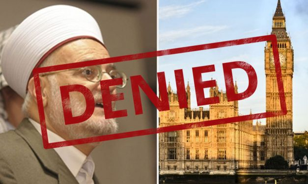 VICTORY! Islamic extremist sheikh DENIED entry to UK