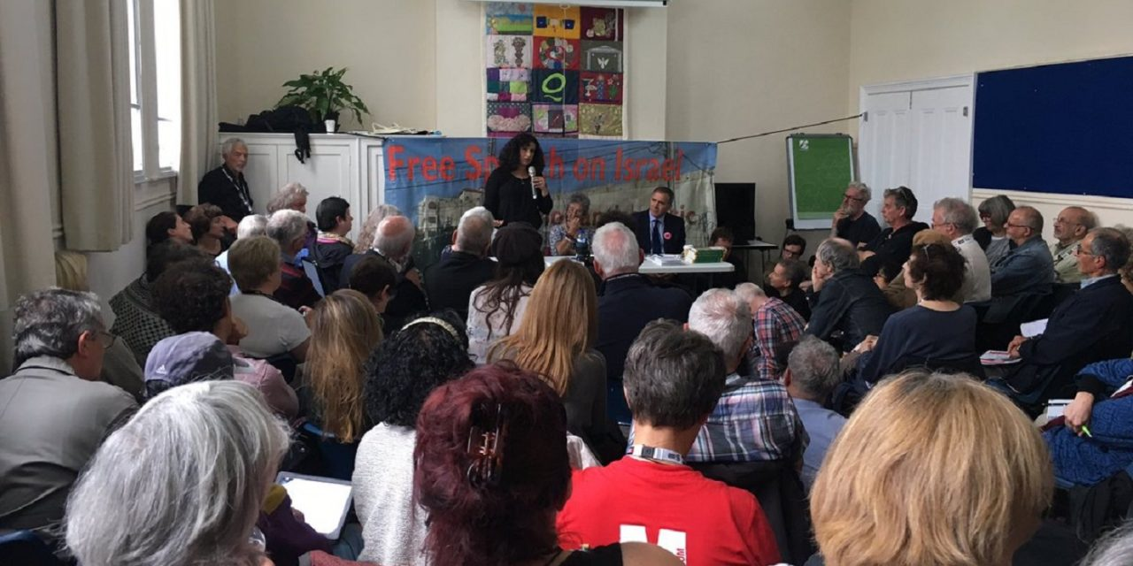 Labour conference fringe event calls to expel Jewish group from Party and compares Israel with Nazis