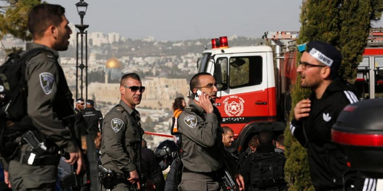 Three Israelis killed near Jerusalem by Palestinian terrorist