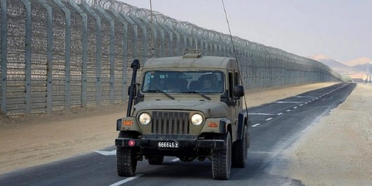 Israel's Sinai border wall proves 100% effective in preventing infiltration