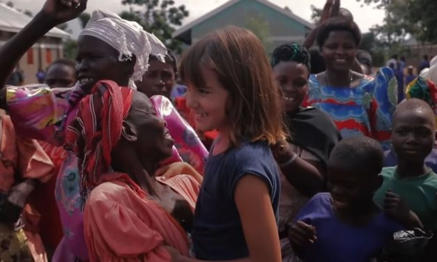 Watch: 8-year-old Israeli visits Africa to see how her mother saves lives using Israel tech