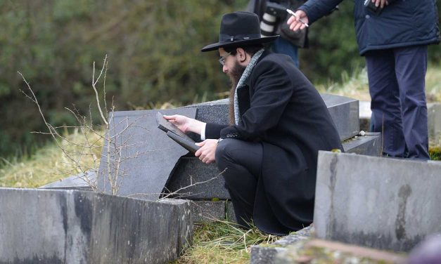 Belarus court allows luxury homes to be built atop Jewish cemeteries