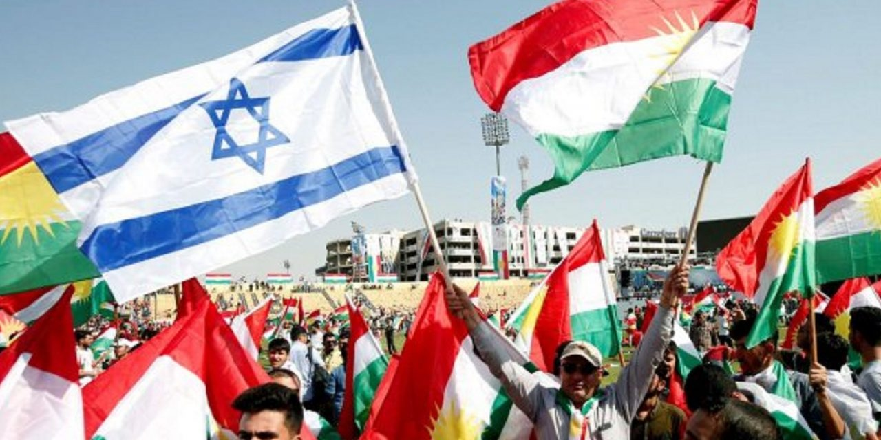 Turkey threatens to sever ties with Israel over support of Kurdish independence