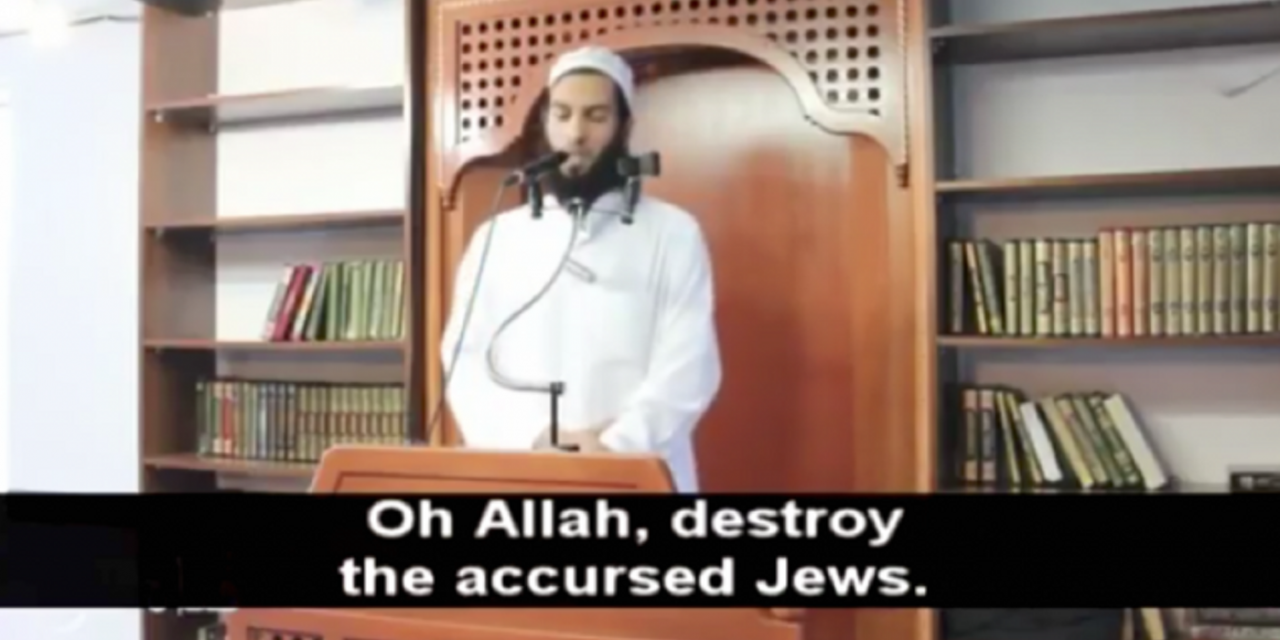 Canadian imam who asked Allah to 'destroy the Jews' won't be prosecuted