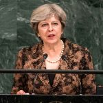 Theresa May threatens to withhold millions from UN unless it reforms