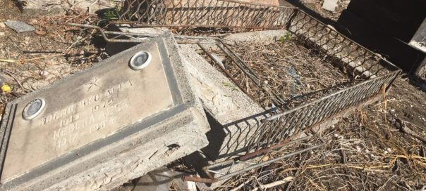 Bulgaria: Jewish cemetery vandalised in Sofia