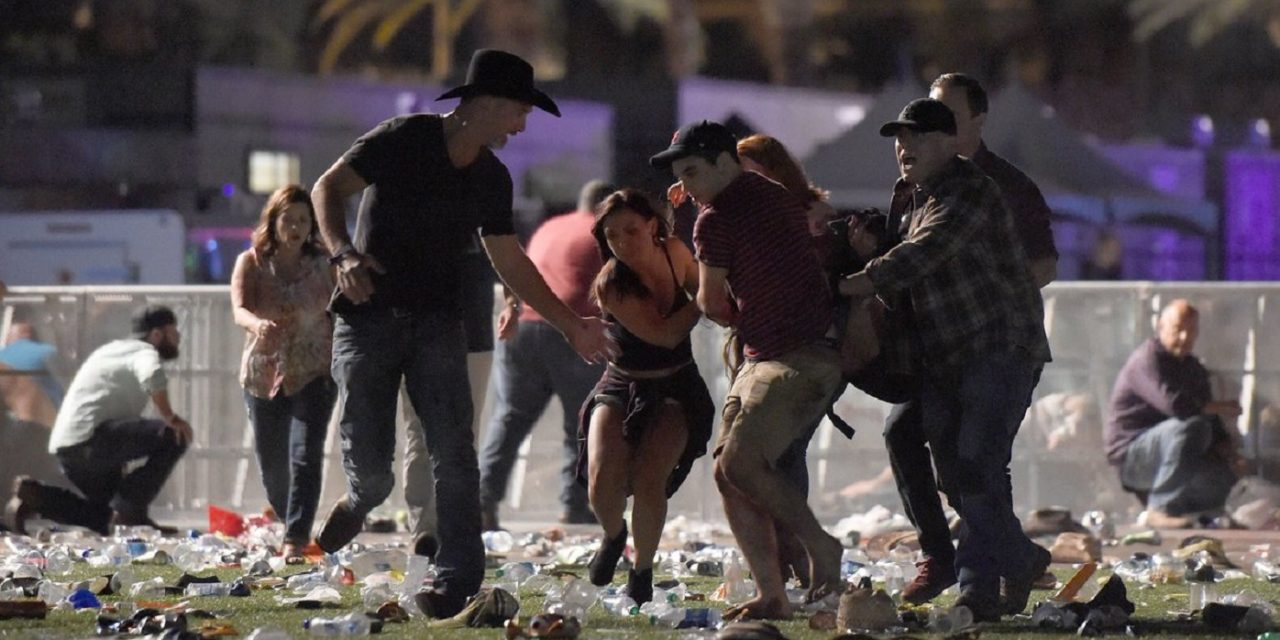 Islamic State claims responsibility for Las Vegas attack