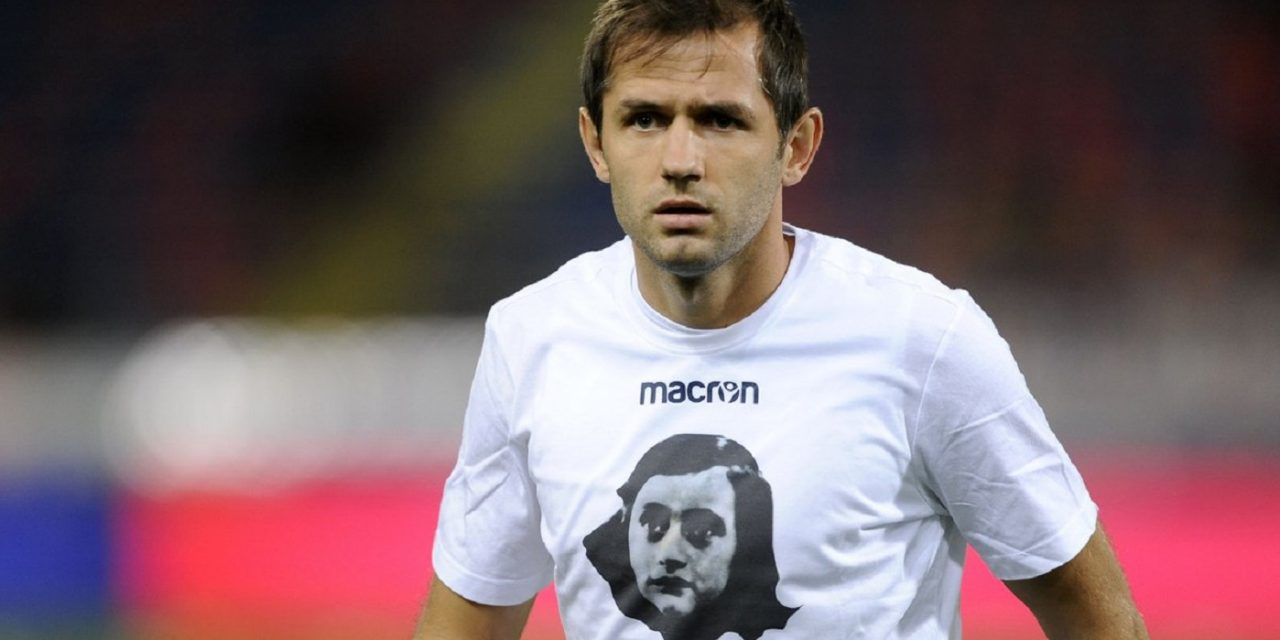 Lazio players wear Anne Frank shirts pre-match amid further anti-Semitic controversy