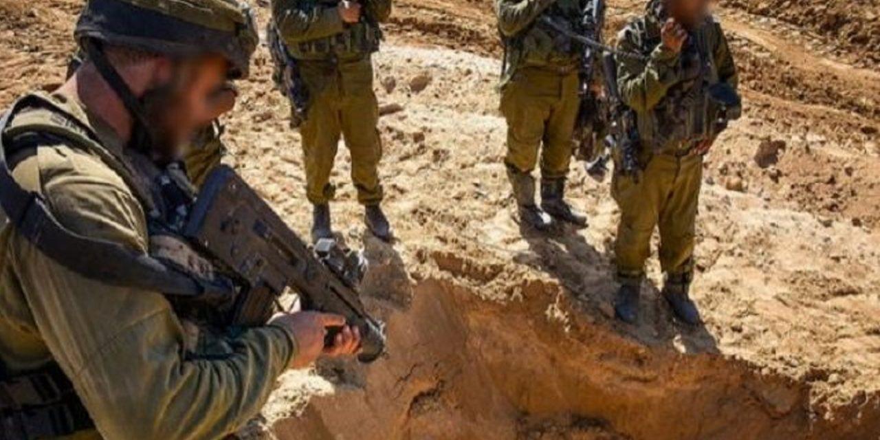Israel destroys new Hamas tunnel amid heightened alert at Gaza border