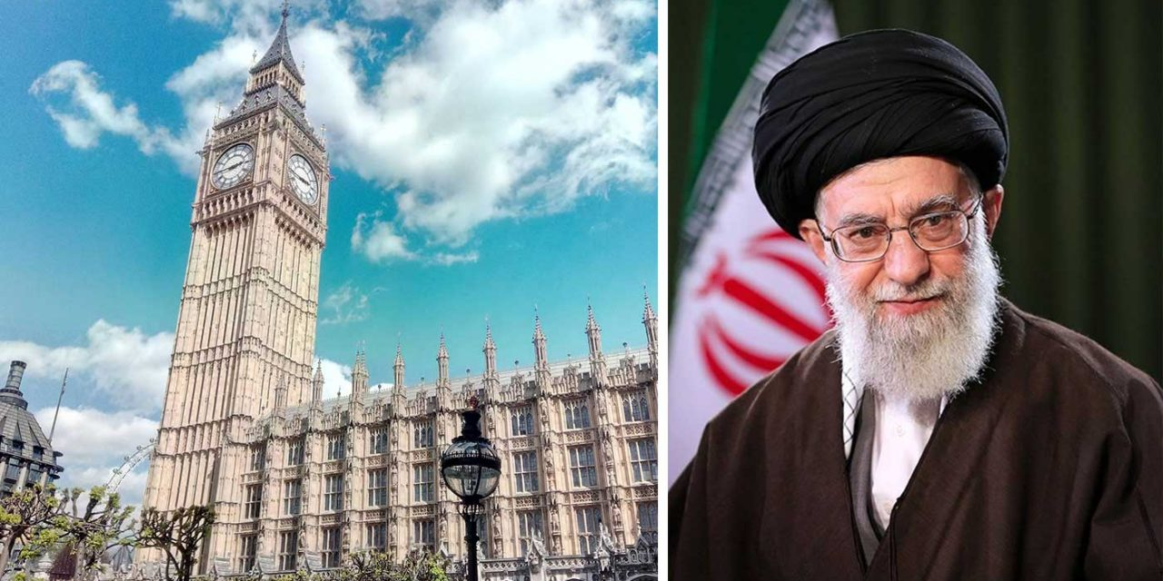 "Iran threatens to ""annihilate"" UK as Hezbollah calls Britain a ""leading terrorist entity"""