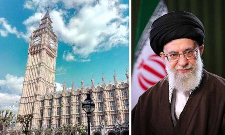 "Iran threatens to ""annihilate"" UK as Hezbollah calls Britain a ""leading terrorist entity"""