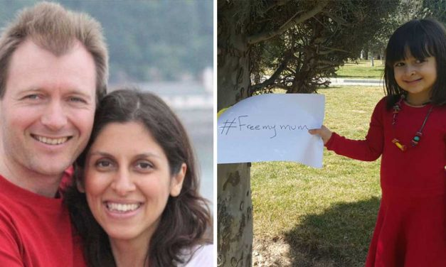 "British lady faces 16 extra years in Iranian jail as UK ""firmly committed"" to Iran deal"