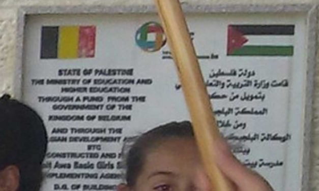 Belgian funded Palestinian school renamed after female terrorist who killed Israeli children