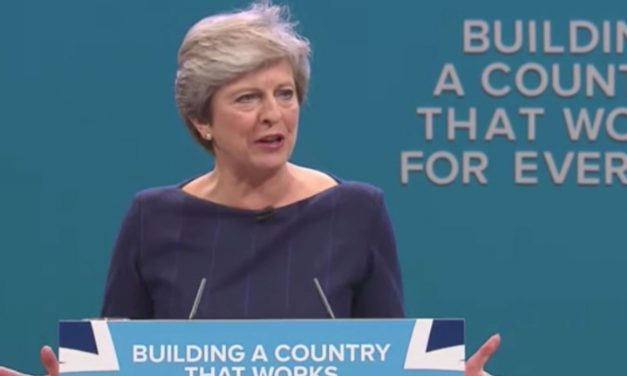 "Theresa May slams Corbyn for allowing ""anti-Semitism, misogyny and hatred"" to ""run free"""