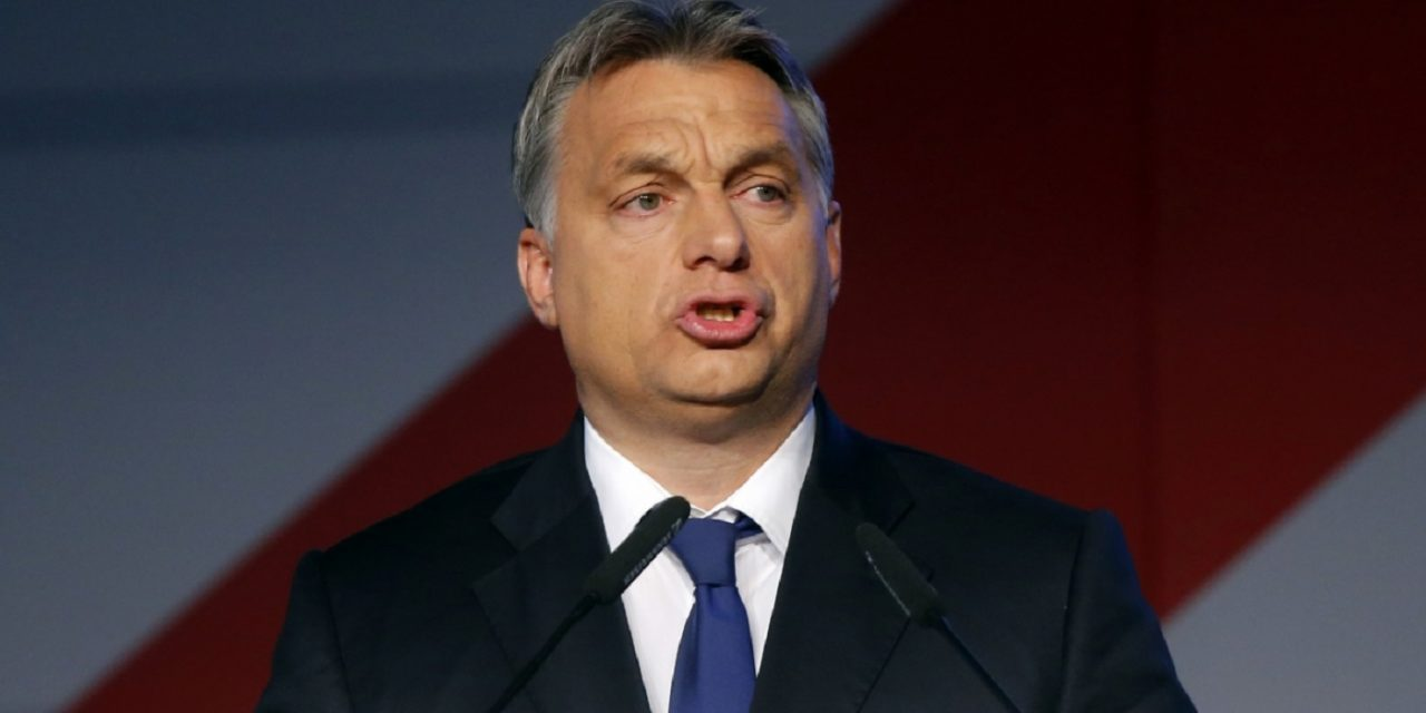 Hungary's PM rips into Europe and media for ignoring persecution of Christians