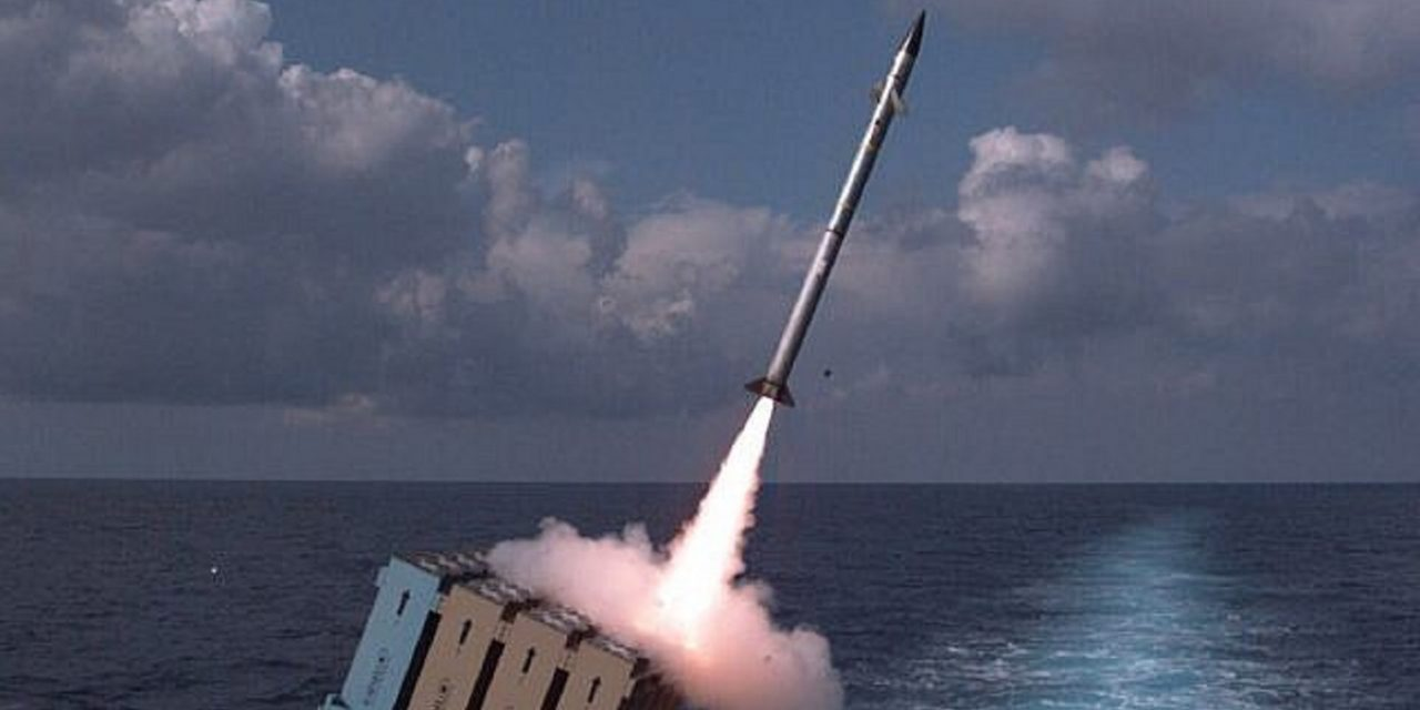 "Israeli navy's ""Iron Dome of the Sea"" is declared operational"
