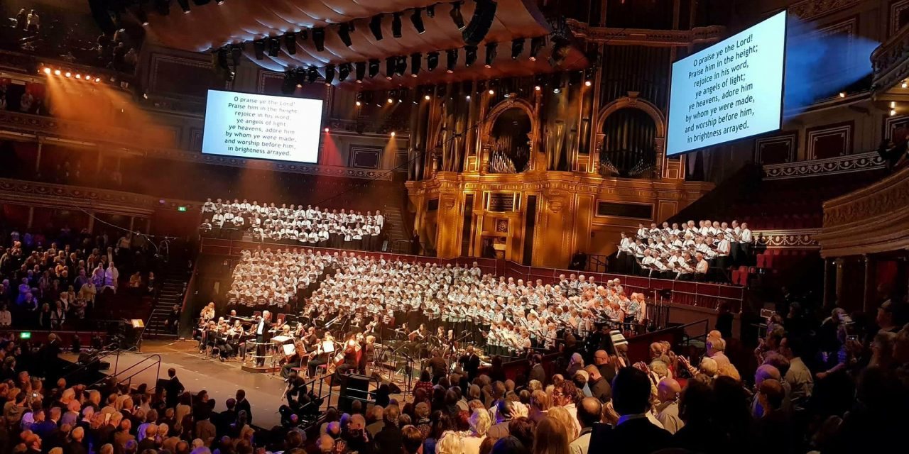 Watch the full Balfour Centenary concert at the Royal Albert Hall