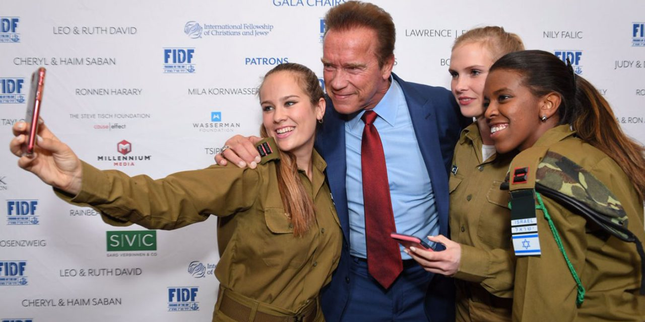 Celebrities help raise record amount of donations for Israel Defense Forces