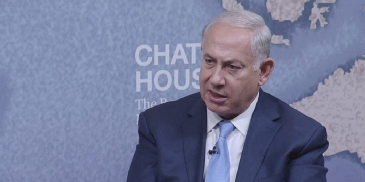 Chatham House: In conversation with Benjamin Netanyahu