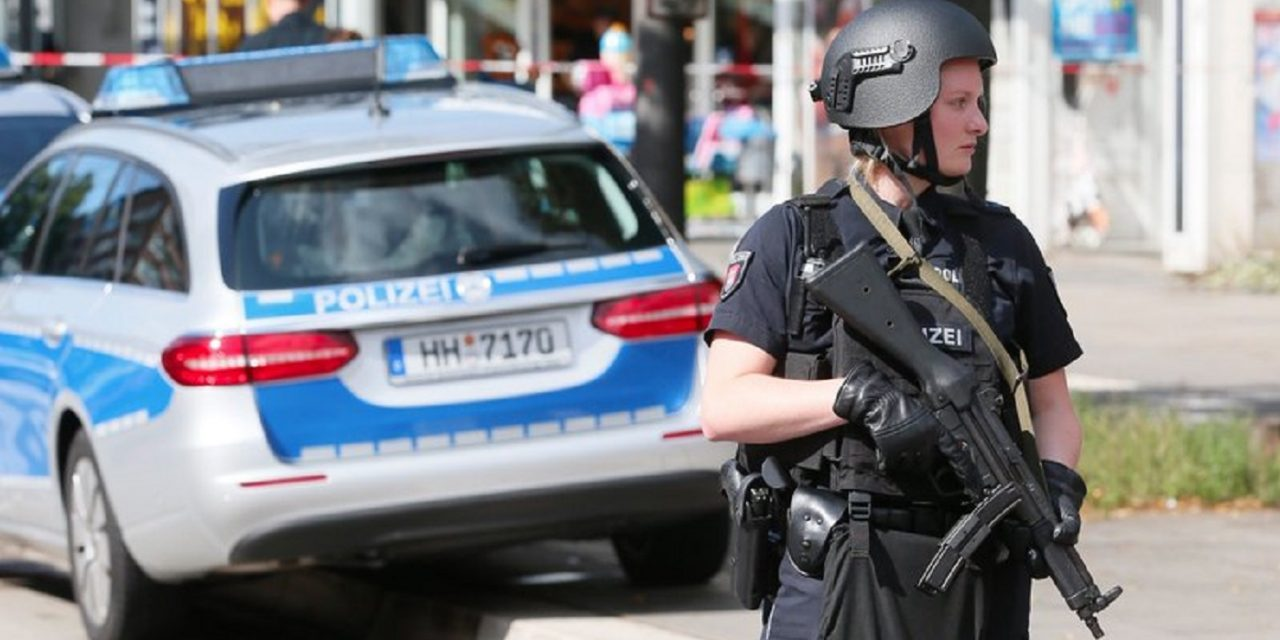 "Palestinian tried to murder ""as many Christians as possible"" in Hamburg terror attack"