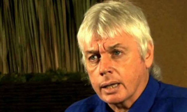 "David Icke blames ""ultra-Zionist hate group"" after event cancelled by Old Trafford"
