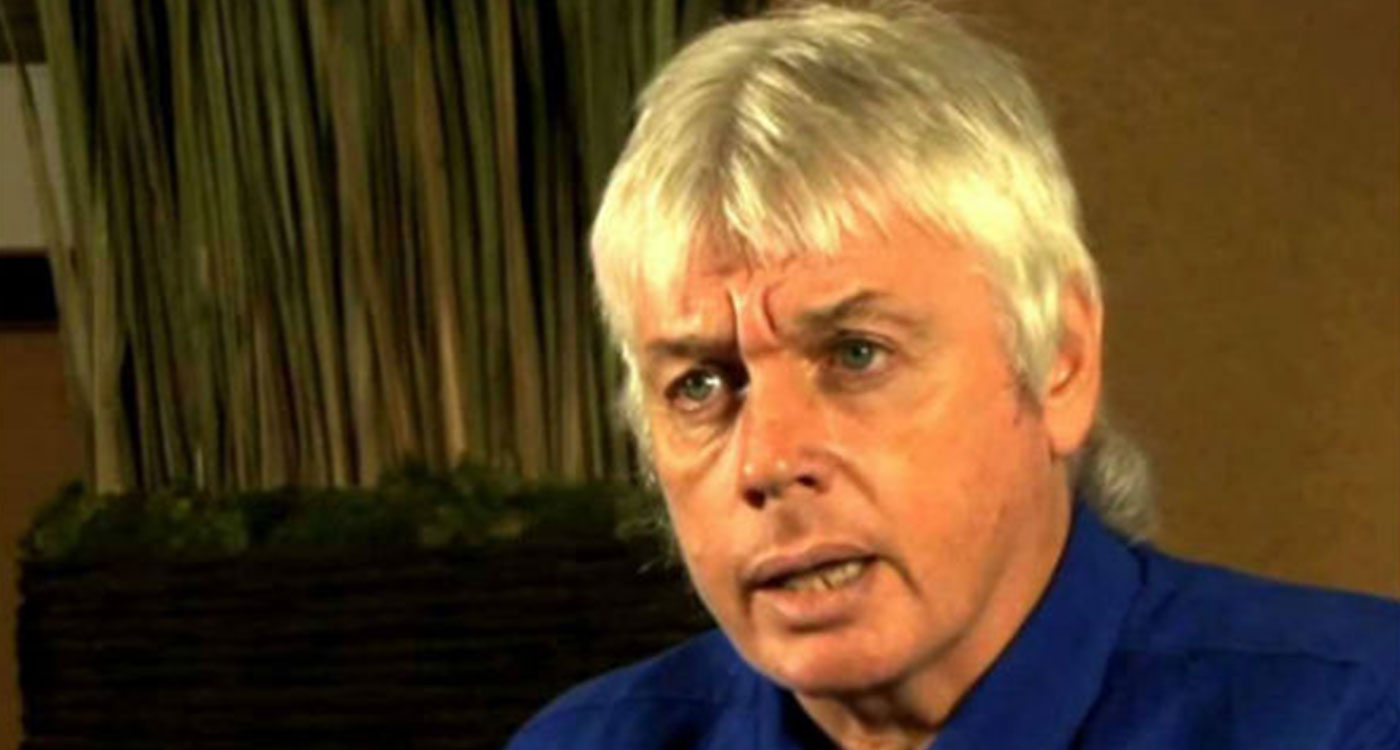 """David Icke blames """"ultra-Zionist hate group"""" after event ..."""