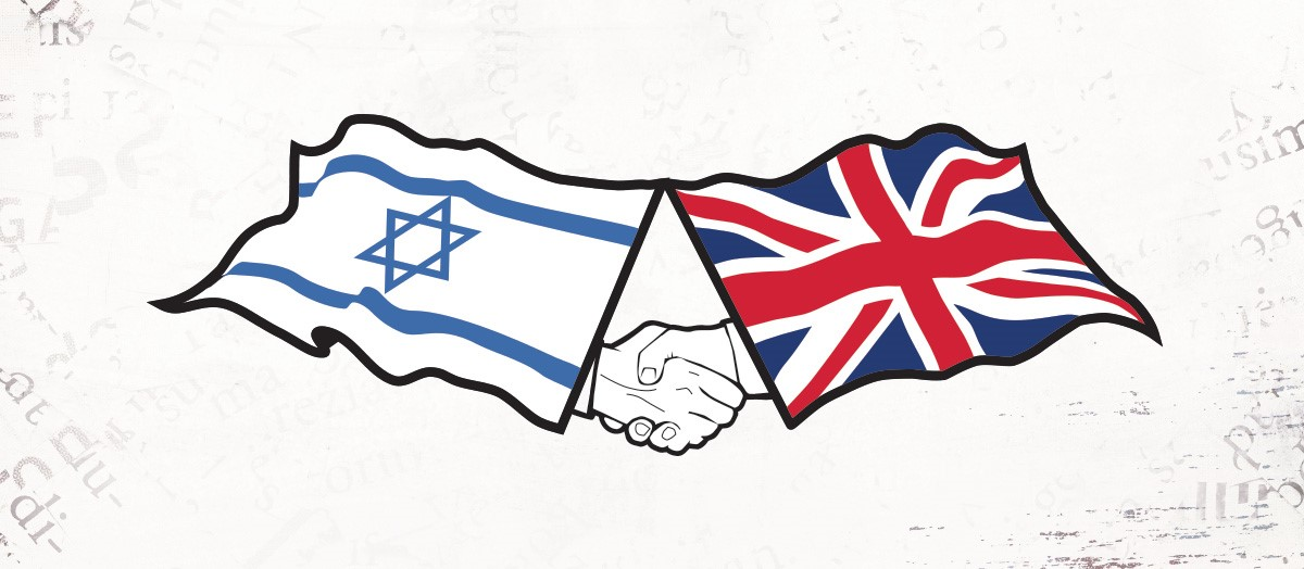 100 years on and Britain STILL has a role in standing with Israel