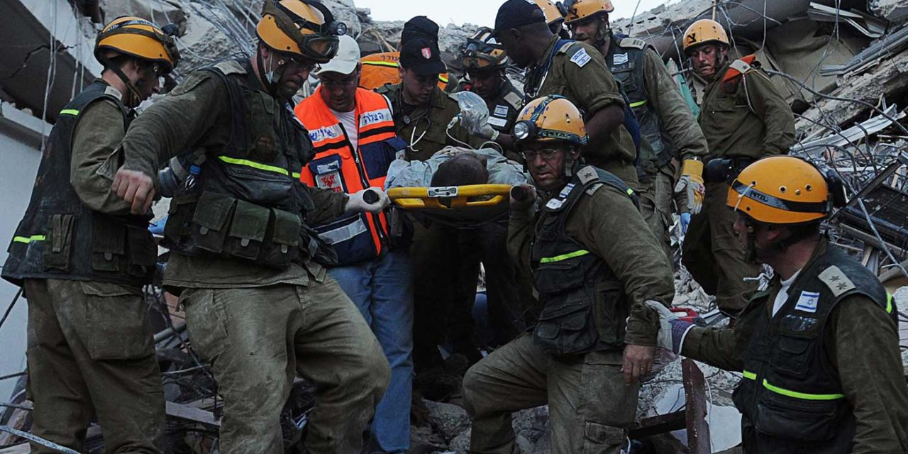 Iran and Iraq refuse Israel's offer of help after 530+ killed in earthquake