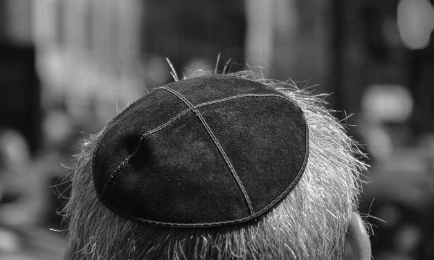 Jews in German town stop wearing kippot to avoid being attacked