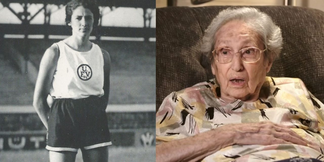 WATCH: Incredible story of German-Jewish athlete, Margaret Lambert