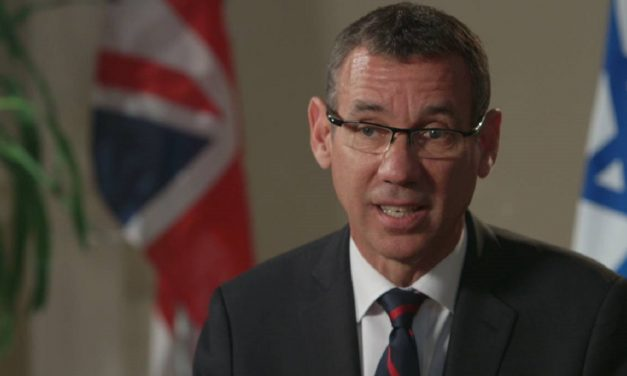 Mark Regev defends Israeli sovereignty, says two-states 'an illusion that will never be implemented'