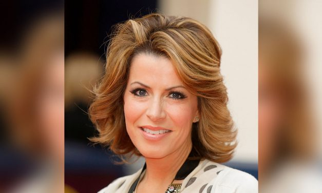 Natasha Kaplinsky awarded OBE for her services to Holocaust commemoration