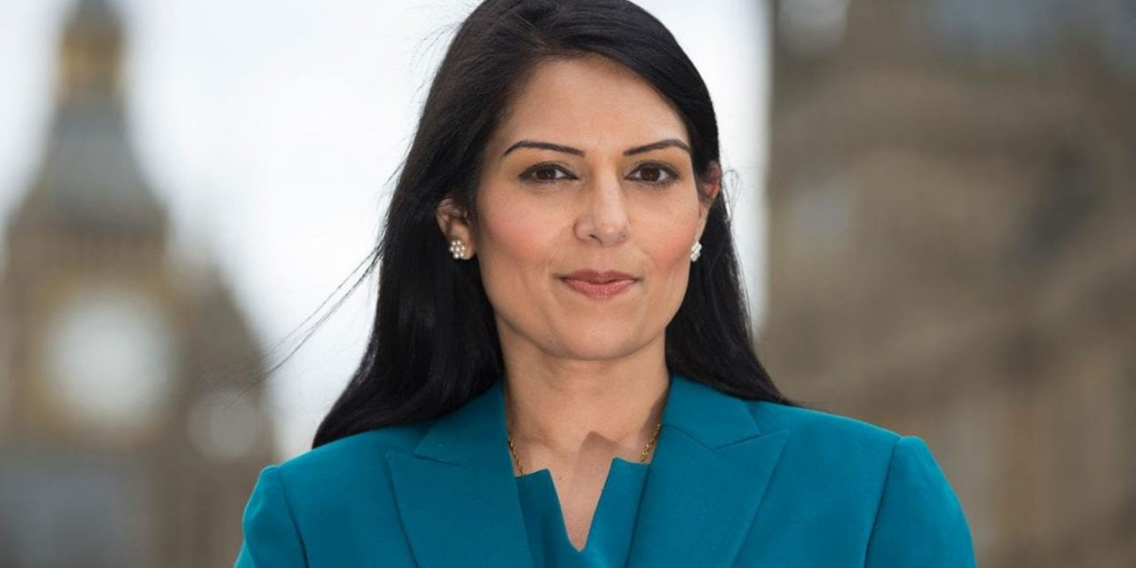 Did anti-Semitism fuel the outrage against Priti Patel?