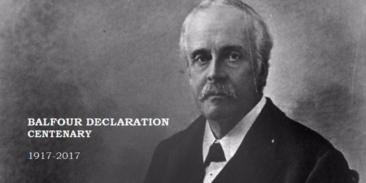 The story behind the Balfour Declaration and why we are celebrating