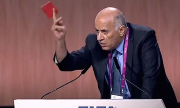 FIFA bans Palestinian FA head after threats of violence against Messi