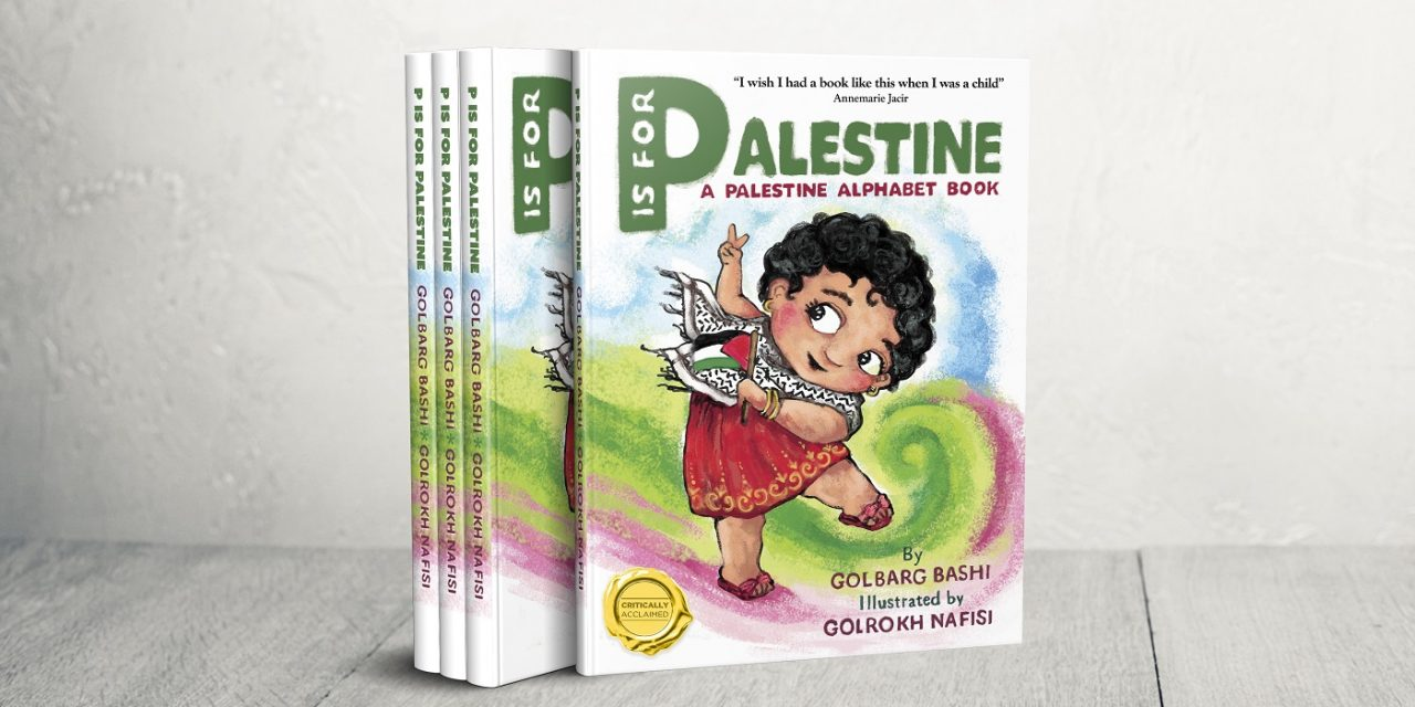 'P' is for Palestine children's book causes controversy among New York mums