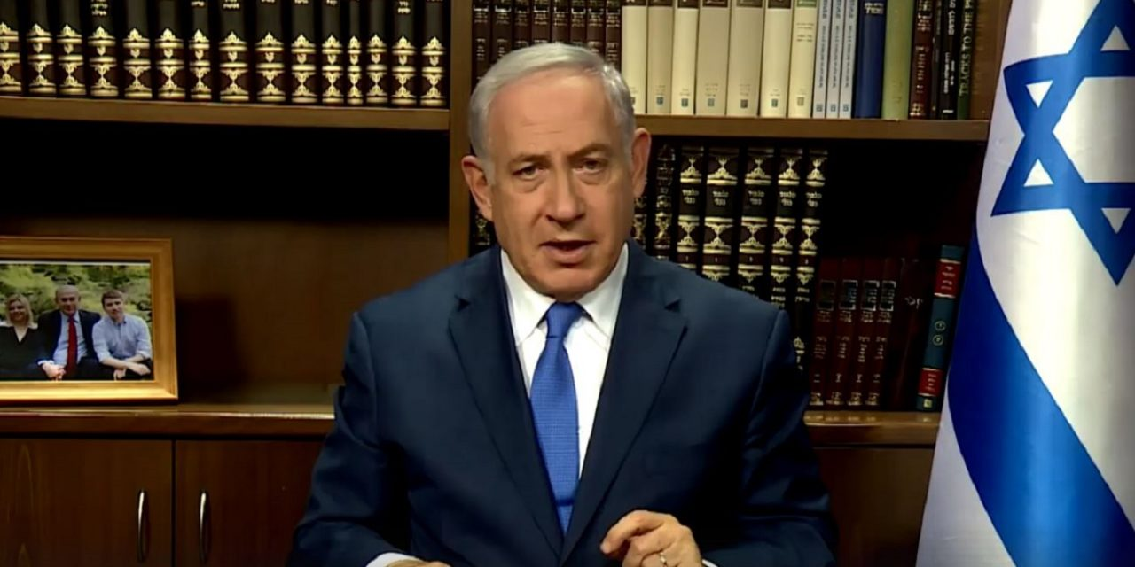 "Netanyahu compares Iran to Nazi Germany: ""When tyrants call for the destruction of my people, I believe them"""