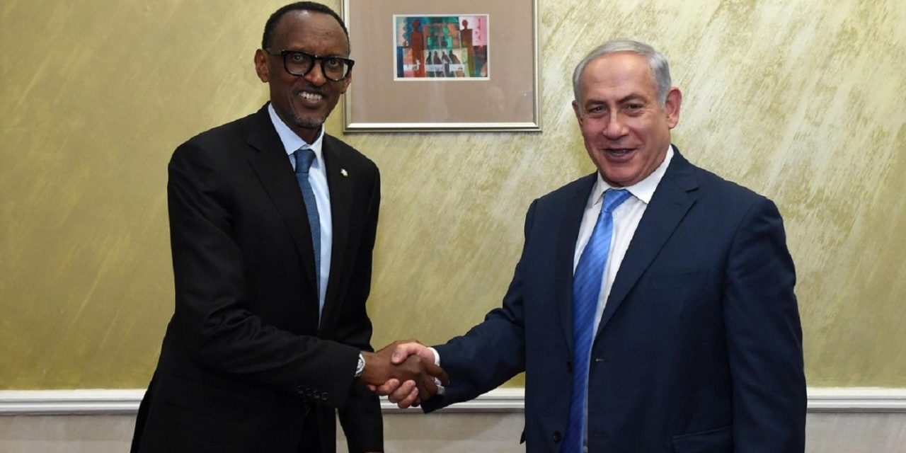 Netanyahu deepens ties in Africa visit: Israel to open embassy in Rwanda